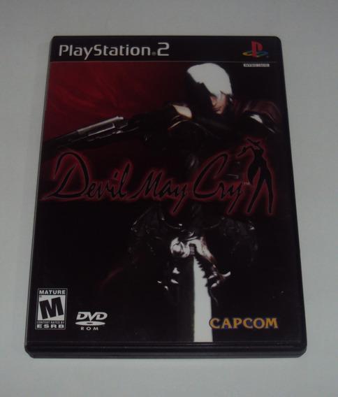 Devil May Cry Original Para Playstation 2