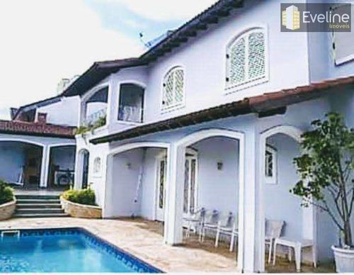 Venda Casa Vila Oliveira - 5 Dms Sendo 2 Suites (1 Master) - V595