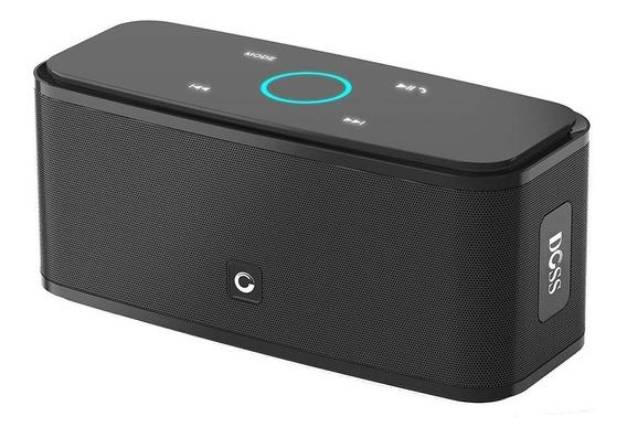 Caixa De Som Bluetooth Sem Fio Portátil 12w Estéreo