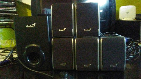 Home Theater Genius 5.1 Booming Sound 1505