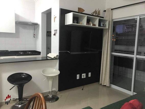 Apartamento Com 2 Dormitórios À Venda, 63 M² Por R$ 290.000 - Jardim Marina - Mongaguá/sp - Ap2859