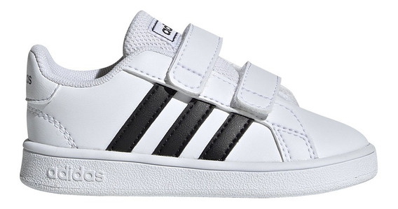 Zapatillas adidas Moda Grand Court I Bebe Bl/ng