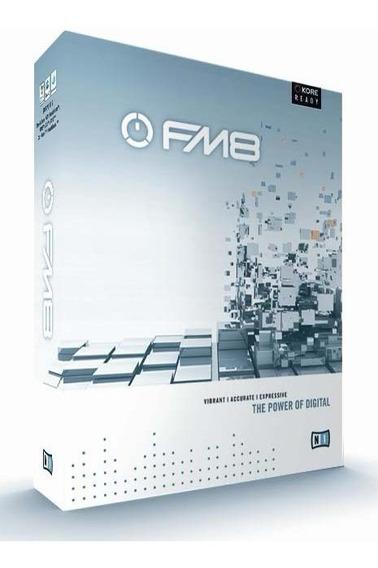 Native Instruments Fm8 Vst Win/mac
