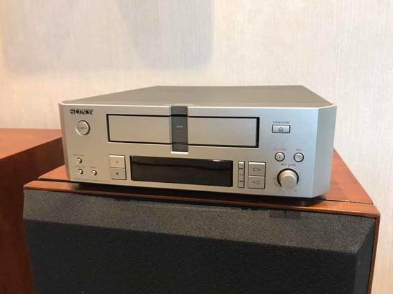 Rarissimo Tape Deck Toca Fita K7 Sony 717 Horizontal Regence