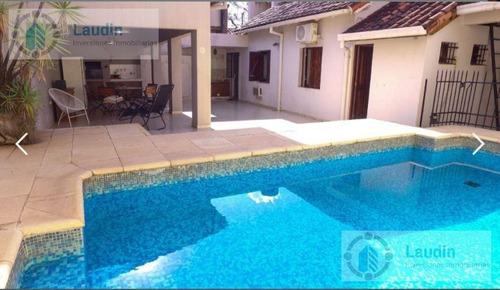 Imagen 1 de 29 de Se Vende Casa Barrio Aguacates A 30 Mts De Costanera