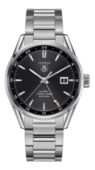 Relógio Tag Heuer Carrera Calibre 7 Twin-time - Automatic