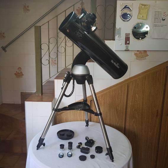 Telescópio Motorizado 130mm F5 Newton Supa Trak Skywatcher