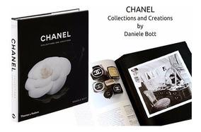 Chanel: Collections And Creations Livro Importado Moda Novo