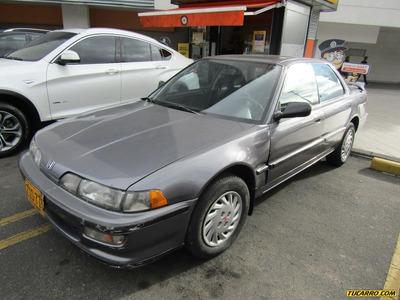Honda Integra 1.8 Mt