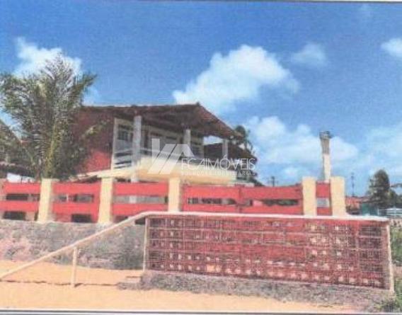Lot Praias Do Tabuba Lt 02 Qd A-1 Casa 02, Barra De Sto Antonio, Barra De Santo Antônio - 198208