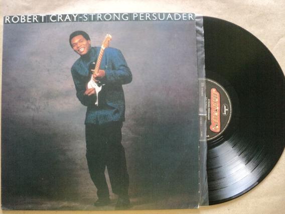 Lp Robert Cray Band- Strong Persuader- Zerado- Frete 15,00