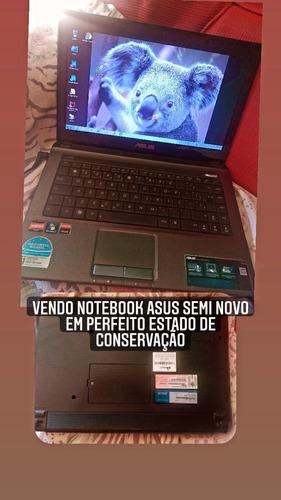 Imagem 1 de 1 de Vendo Notebook Asus Semi Novo