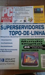 Revista Pc Magazine Brasil Ed. 92 Maio 1999