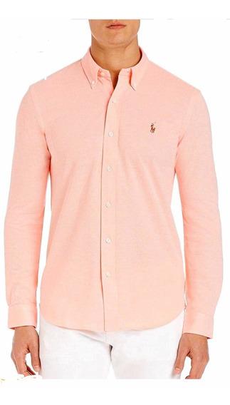 Camisa Polo Ralph Lauren Xl Classic Fit Oxford 100% Original