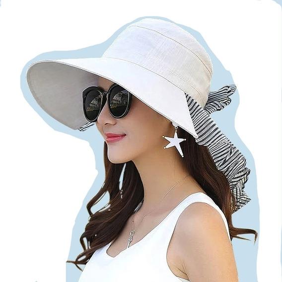 Sombrero Protector Solar Que Te Hará Lucir Hermosa Elegante