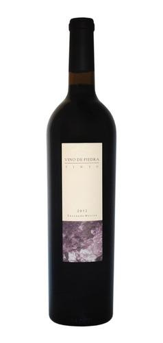 Imagen 1 de 4 de Vino Tinto Vino De Piedra 750 Ml