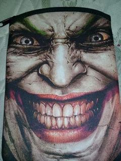 Funda Para Tablet Guason Joker Villano De Batman Dc Comics