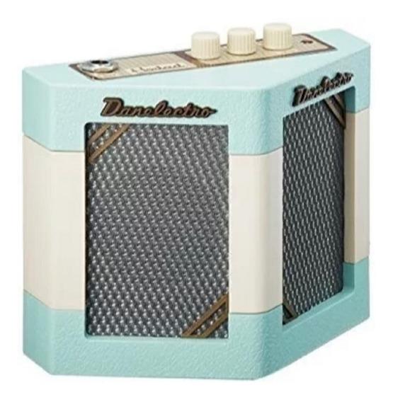 Hodad Mini Amplificador Twin Speakers Danelectro Dh-2