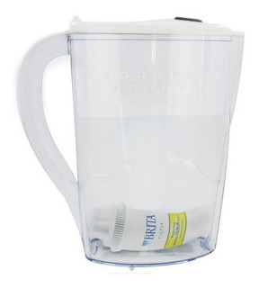 Brita Small 6 Cup Water Filter Pitcher With