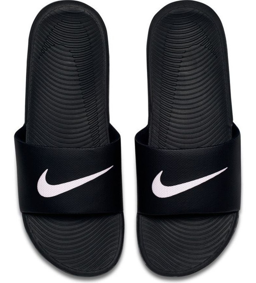 Chinelo Nike Kawa Slide + 2 Kits De Meias Nike (3 Pares Cada Kit)