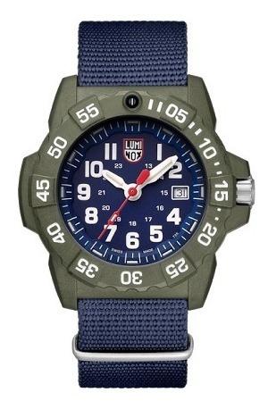 Relógio Luminox Sea Blue 3503.nd