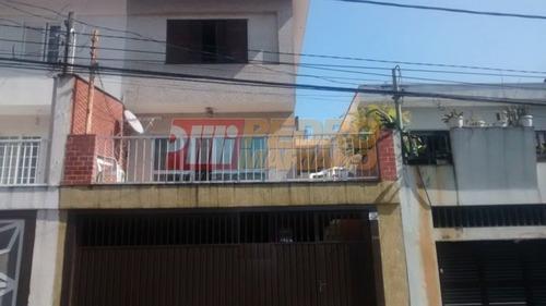 Sobrado No Bairro Nova Petropolis, Em Sao Bernardo Do Campo Com 04 Dormitorios - V-24285