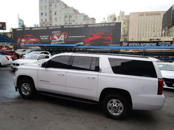 Chevrolet Suburban Lt Blindada 2016