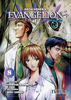 Manga, Evangelion Vol. 8 - Yoshiyuki Sadamoto - Ivrea