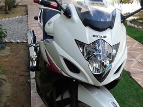 Moto Suzuki 650f