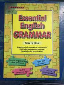 Livro Essential English Grammar - New Edition