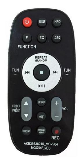 Controle Remoto Micro System Som Lg Akb36638215