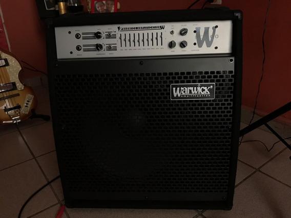 Amplificador Para Bajo Warwick Bc-300 Watts