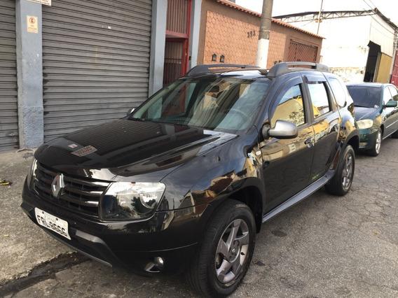 Renault Duster Tech-road 2.0 Automática Nova Completa - 2015