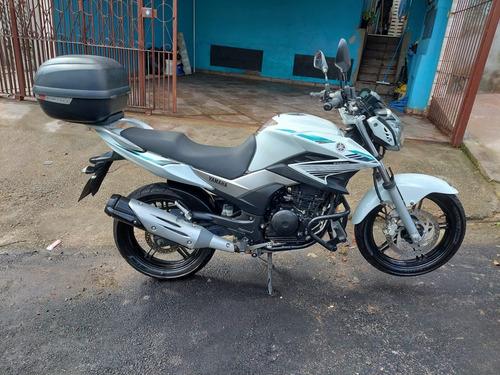 Imagem 1 de 5 de Yamaha Fazer 250 Blue Flex