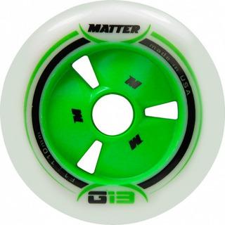 Ruedas Matter 110mm F1 86a Patinaje Profesional Envio Gratis