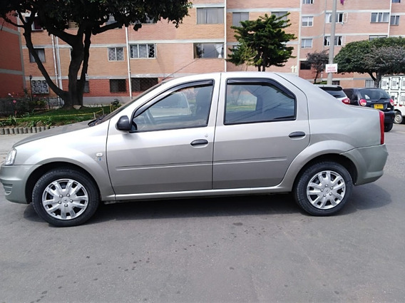 Renault,logan Familiar 2014, Gris Beige 5 Puertas