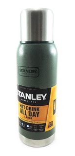 Termo Stanley Clásico 1 Litro, Excelente Calidad Crespo