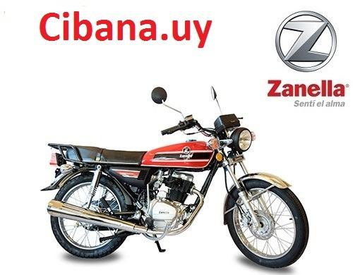 Moto Zanella Sapucai 200