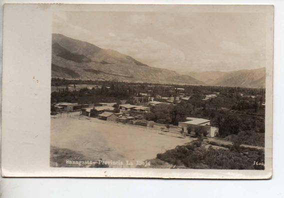 Postal De La Rioja - Sanagasta