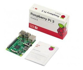 Placa Raspberry Pi3 Model B Original Envio Imediato