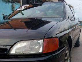 Ford Escort Gl 1.6 - 1994 - Preto - R$5.000
