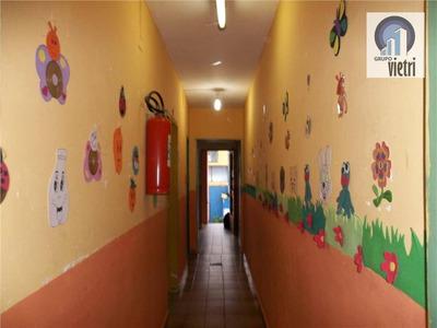 Imóvel Amplo Para Escola No Cantagalo Com Alvará De Funcionamento - Ca0303