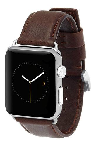 Case Mate Correa De Cuero @ Apple Watch 2020 Serie 6 Se 44mm