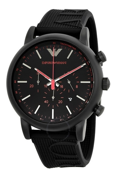 Reloj Hombre Ea Caballero Nuevo Original Ar11024