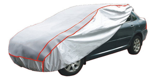 Imagen 1 de 7 de Cubre Auto Antigranizo T Xl Cuotas