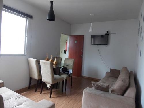 Apartamento Com 2 Quartos Para Comprar No Salgado Filho Em Belo Horizonte/mg - 2102