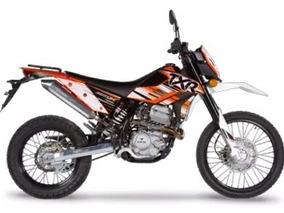 Nuevo Corven Triax Txr 250 X 0km Lider Urquiza Motos Moto