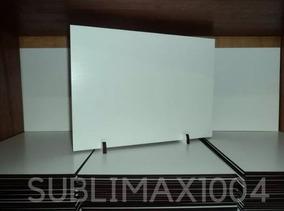 34 Placas A4 28x20cm Mdf Resinado Sublimação + Brinde