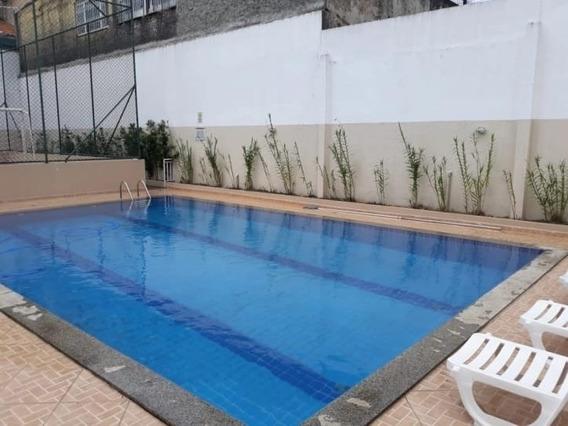 Apartamento Em Utinga, Santo André/sp De 50m² 2 Quartos À Venda Por R$ 420.000,00 - Ap353099