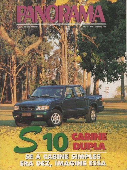 Panorama Ano 34 N°9 Setembro/1996 Publicação Da Gmb